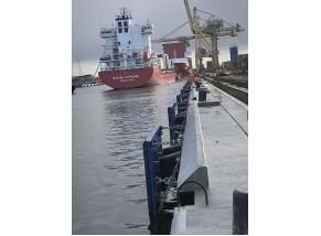Klaipėdos valstybinio jūrų uosto krantinių rekonstravimas